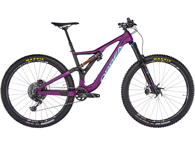 ORBEA Rallon M10, purple